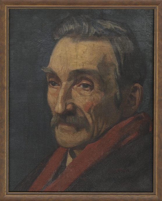 Robert Sivell  Senior, father of the artist